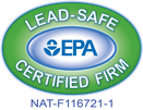 Lead Safe Certified EPA Logo