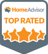 Home Advisor Top Rated Logo